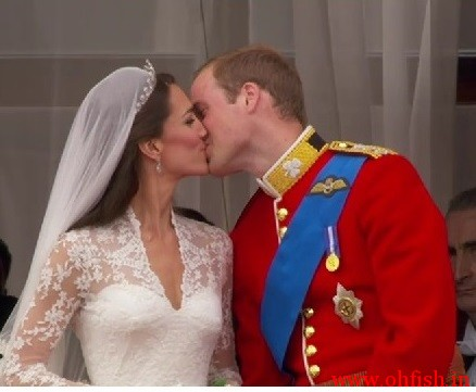 kate and william kissing. kate and william kissing.